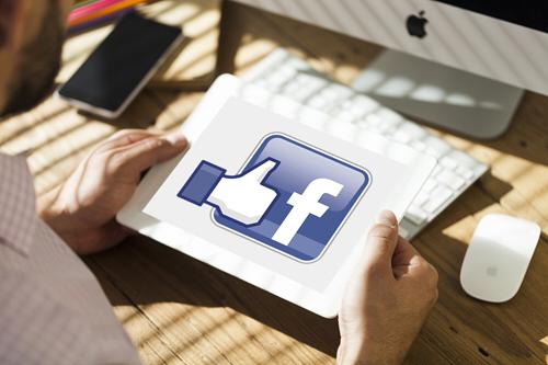 Facebook Social Network Promo your site